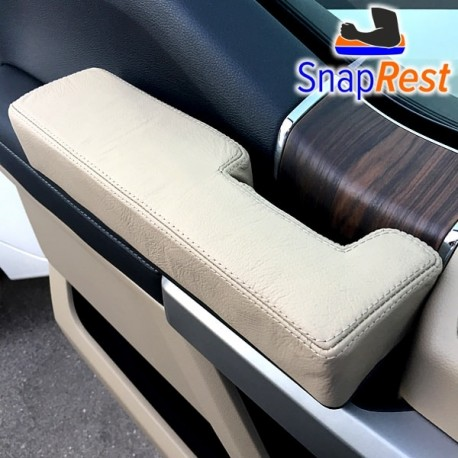Superduty 2017-18 Premium Leather Camel