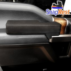 F-150 2015+ Premium Leather Black