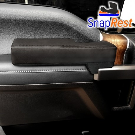 Superduty 2017+ Premium Leather Black